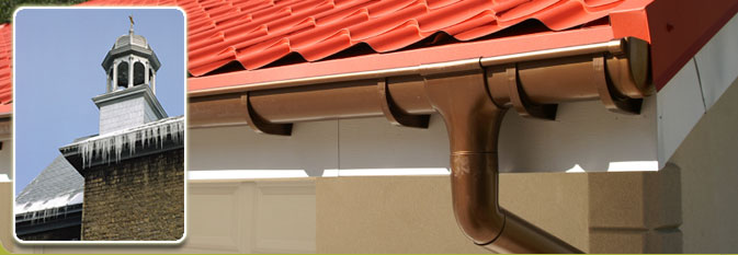 AAA Continuous Gutters | Amarillo, TX | Gutters & Downspouts